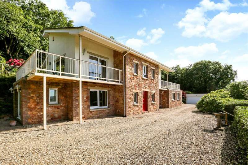 5 Bedrooms Detached House for sale in Orchard Avenue, Tickenham, Clevedon, Avon, BS21