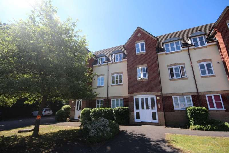 2 Bedrooms Apartment Flat for sale in Hitherhooks Hill, Binfield