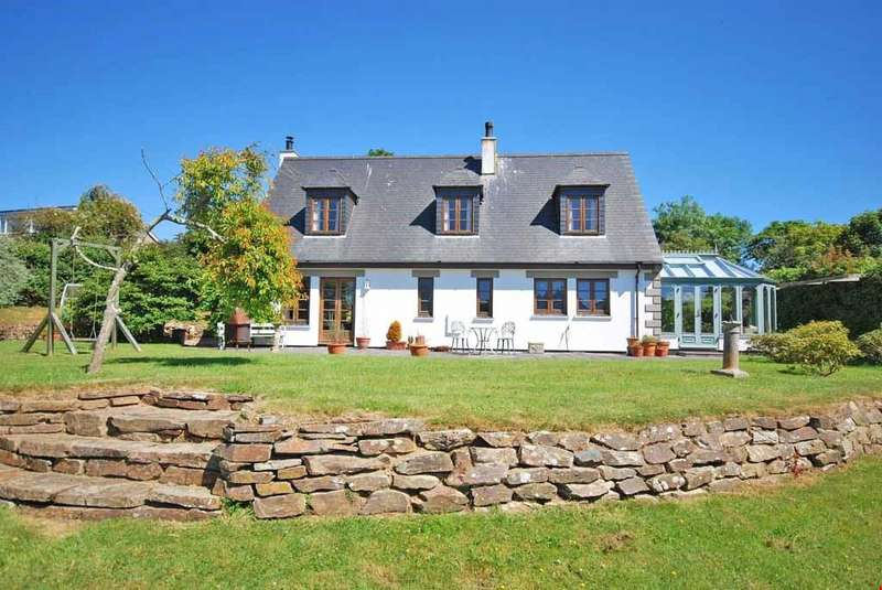 3 Bedrooms Detached House for sale in Gorran Haven, South Cornwall, PL26