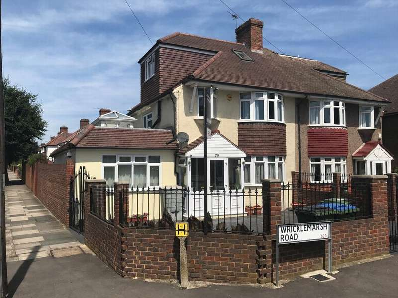 4 Bedrooms House for sale in Wricklemarsh Road, Blackheath, SE3