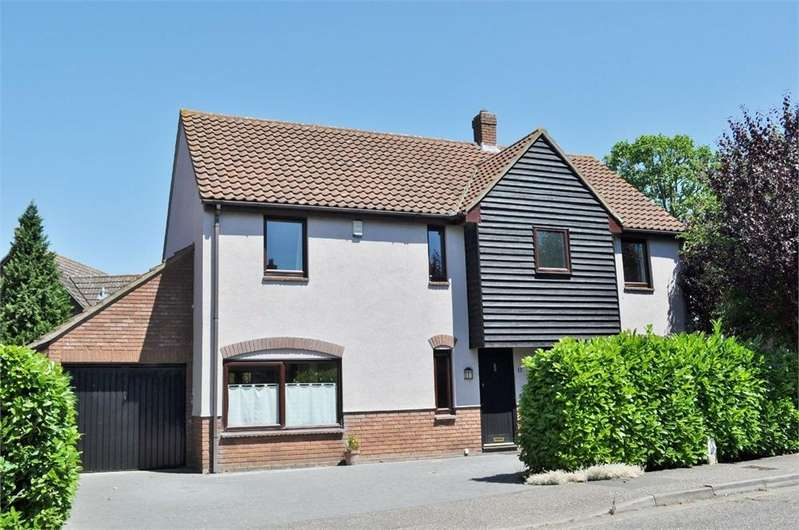 5 Bedrooms Detached House for sale in Redgates Place, Chelmsford, Essex