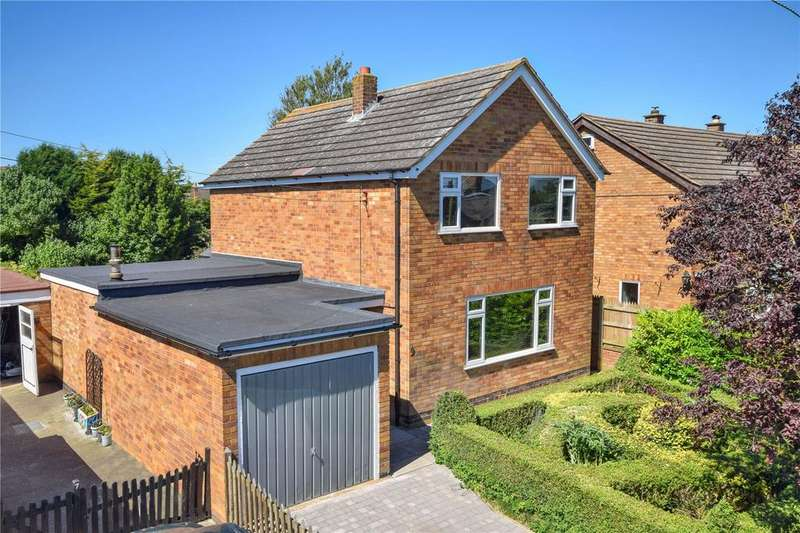 3 Bedrooms Detached House for sale in Main Street, Eastwell, Melton Mowbray