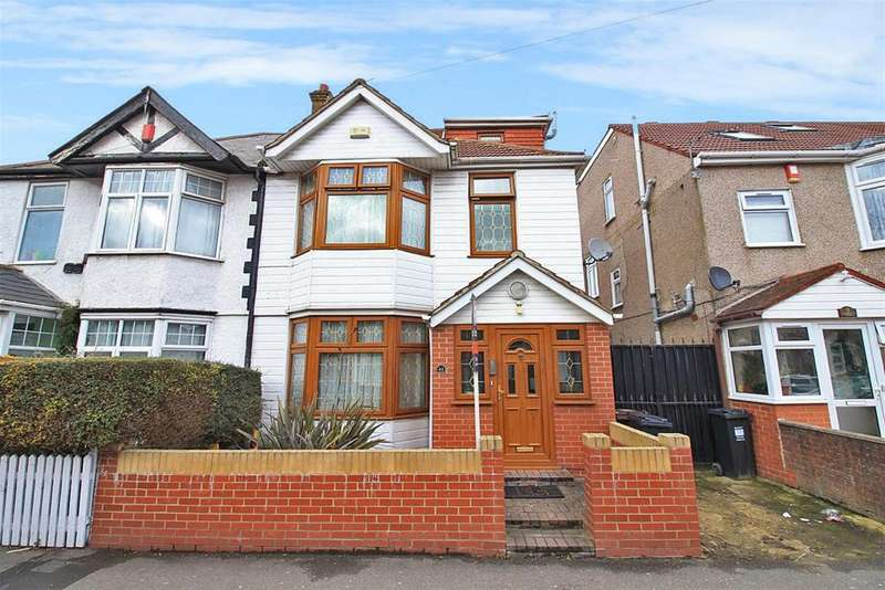 5 Bedrooms Semi Detached House for sale in Cambridge Road, Hounslow, TW4