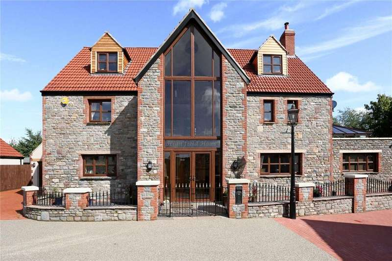 5 Bedrooms Detached House for sale in Syston Hill Farm, Siston Common, Bristol, BS15