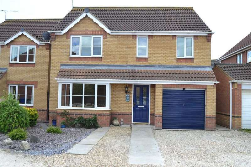 4 Bedrooms Detached House for sale in Riverside Approach, Gainsborough, Lincolnshire, DN21