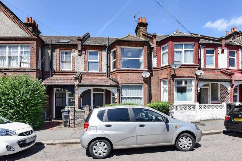 3 Bedrooms Terraced House for sale in Babington Road, Streatham