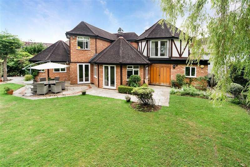 5 Bedrooms Detached House for sale in Clevehurst Close, Stoke Poges, SL2