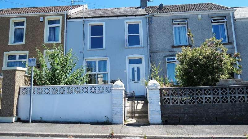 2 Bedrooms Terraced House for sale in Brynteg Terrace, Merthyr Tydfil, CF47 0DP