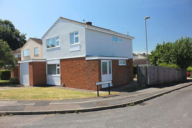 3 Bedrooms Detached House for sale in Laverstock Road, Wigston, Leicester