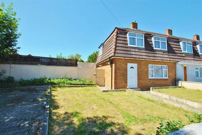 3 Bedrooms End Of Terrace House for sale in Fulford Road, Hartcliffe, Bristol