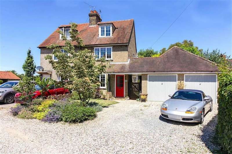 3 Bedrooms Semi Detached House for sale in Coopersale Common, Coopersale, Essex, CM16
