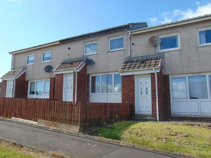2 Bedrooms Terraced House for sale in Monteith Walk, Shotts ML7