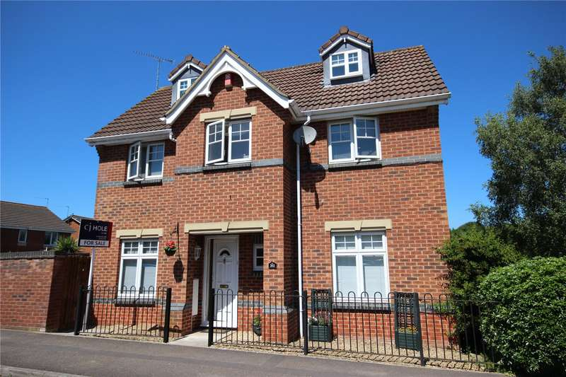 5 Bedrooms Detached House for sale in Juniper Way Bradley Stoke Bristol BS32