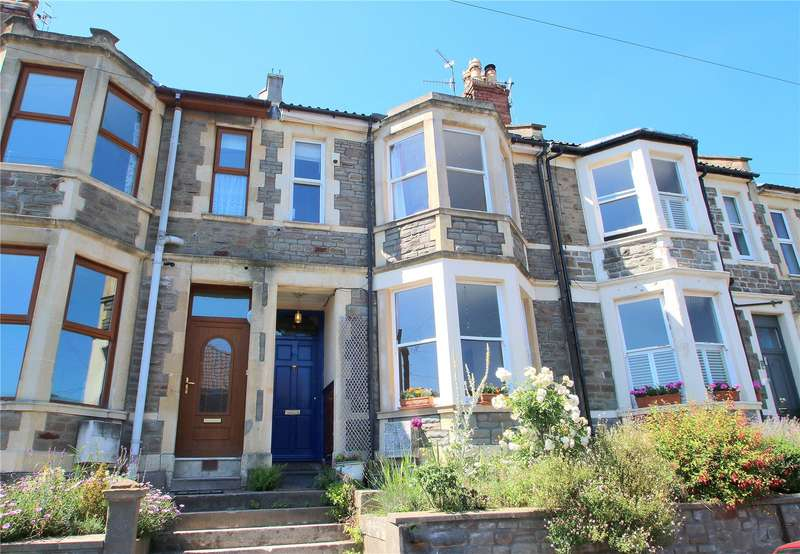 3 Bedrooms Terraced House for sale in Stanbury Road Victoria Park BRISTOL BS3