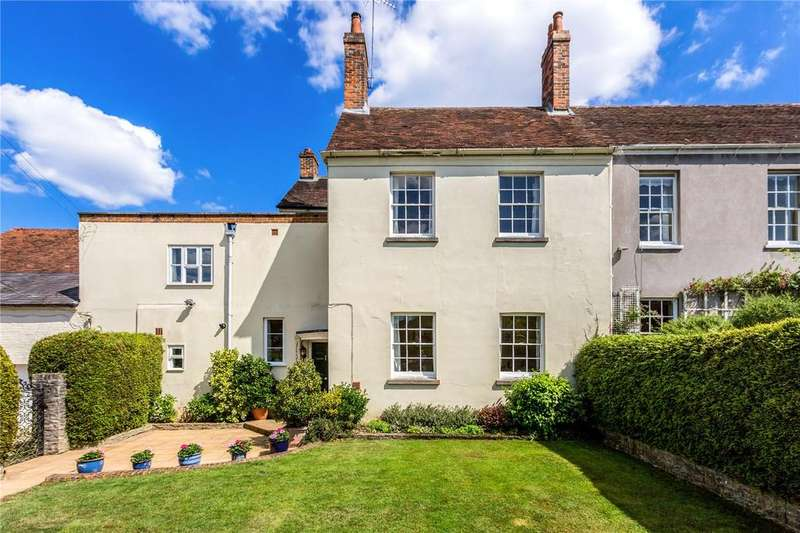 5 Bedrooms Semi Detached House for sale in Old Bath Road, Newbury, Berkshire, RG14