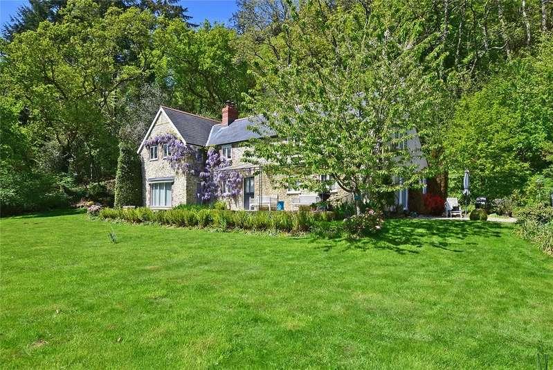 4 Bedrooms Detached House for sale in Harcombe, Lyme Regis, Devon, DT7