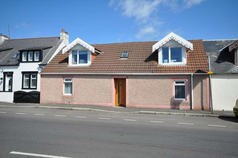 3 Bedrooms End Of Terrace House for sale in 95 Glendoune Street, Girvan KA26