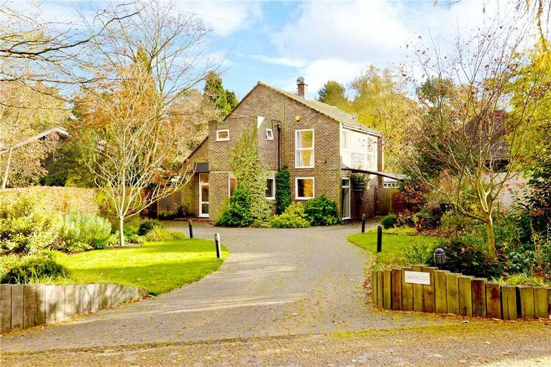 4 Bedrooms Detached House for sale in Green Lane, Aspley Guise, Bedfordshire