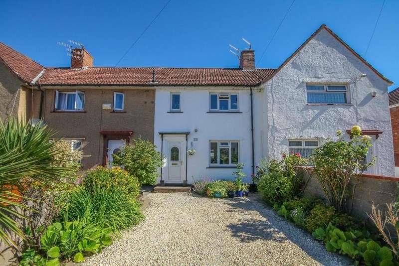 3 Bedrooms Terraced House for sale in Lydford Walk, Bedminster, Bristol, BS3 5LJ
