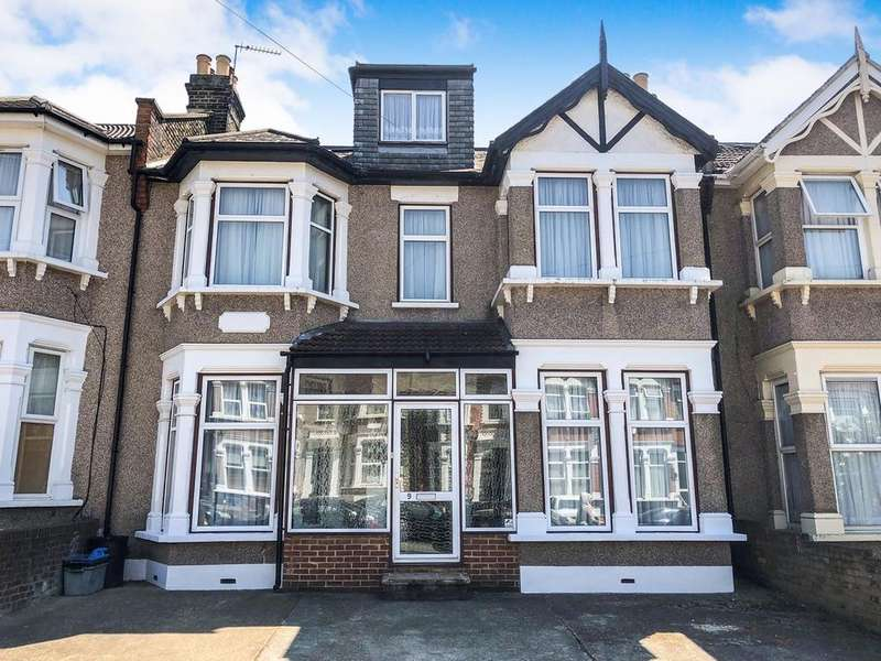 8 Bedrooms Terraced House for sale in Courtland Avenue, ILFORD, IG1