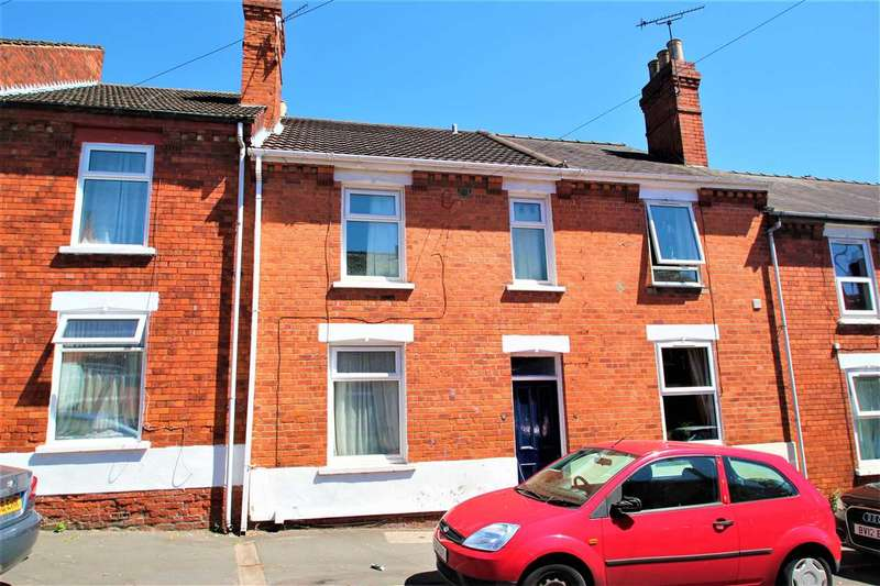 2 Bedrooms Terraced House for sale in Belmont Street, Lincoln