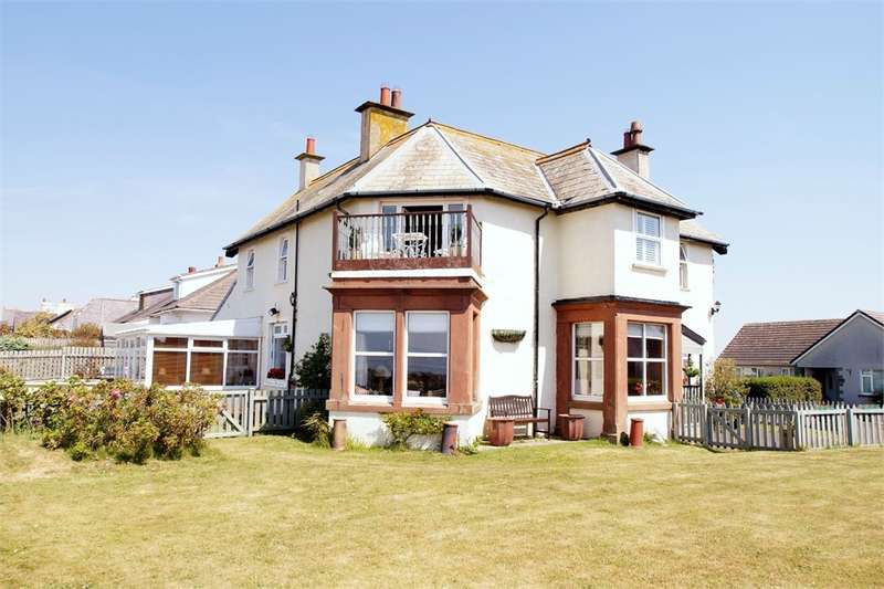 4 Bedrooms Detached House for sale in CA7 4QS Skinburness Road, Silloth, Cumbria