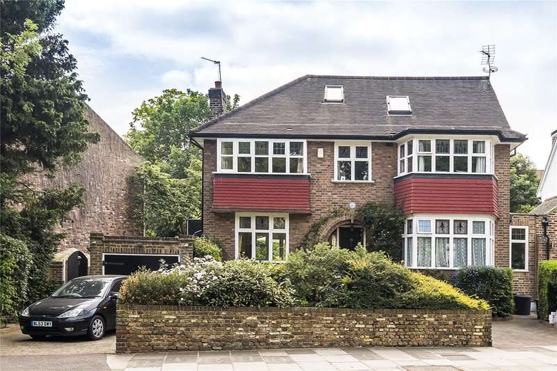 5 Bedrooms Detached House for sale in Manor Road, Teddington, TW11