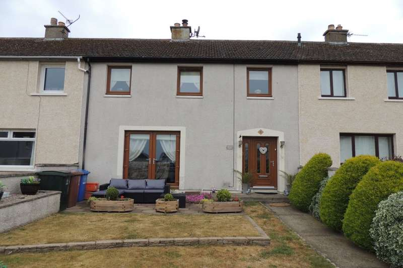 3 Bedrooms Property for sale in Sunbank Place, Lossiemouth, IV31
