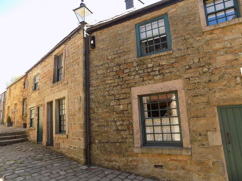 3 Bedrooms Cottage House for sale in Chapel Street, Longnor