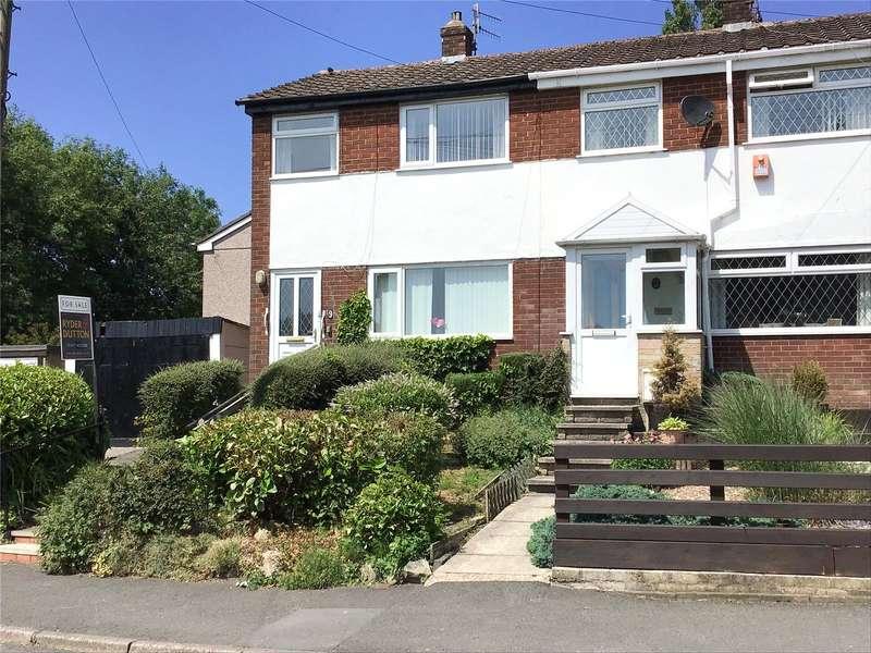 2 Bedrooms Terraced House for sale in King Street, Mossley, Ashton-under-Lyne, Greater Manchester, OL5