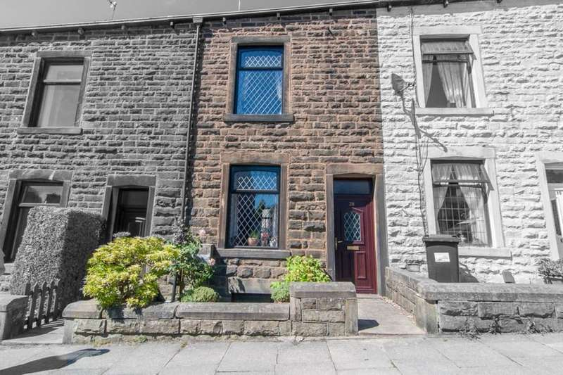 2 Bedrooms Property for sale in Woodcroft Street, Rossendale, BB4