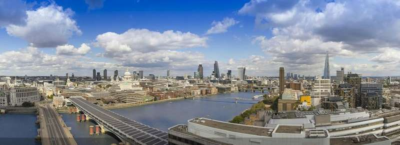 3 Bedrooms Apartment Flat for sale in One Blackfriars, SE1