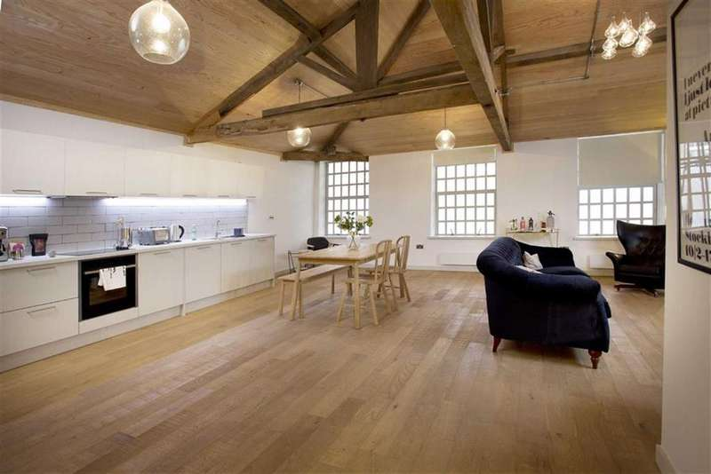 2 Bedrooms Apartment Flat for sale in Murrays Mills, Manchester