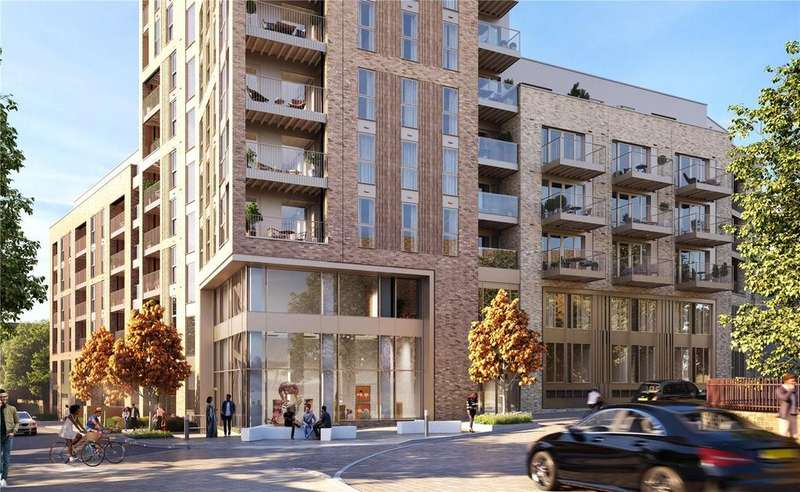 2 Bedrooms Apartment Flat for sale in Bond House, Goodwood Road, New Cross Gate, London, SE14