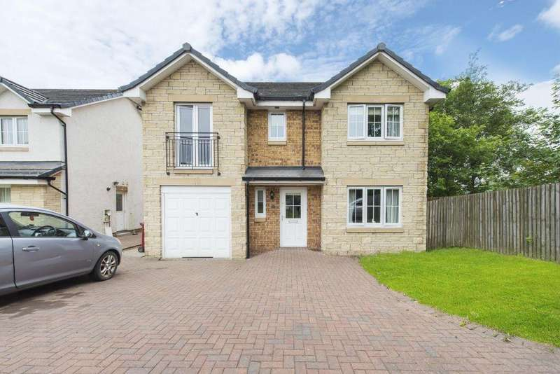 4 Bedrooms Detached Villa House for sale in 26 Wheatsheaf Wynd, Cambuslang, Glasgow, G72 6WJ