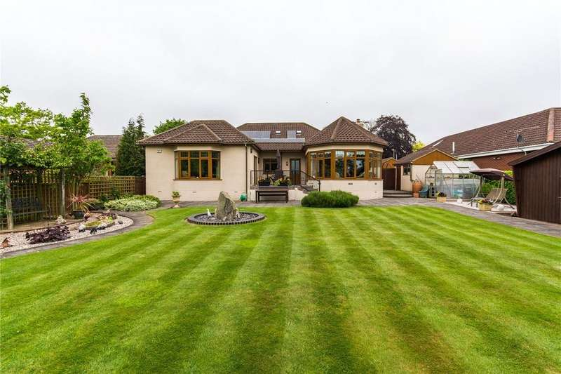 3 Bedrooms Detached Bungalow for sale in Bigby High Road, Brigg, North Lincolnshire, DN20