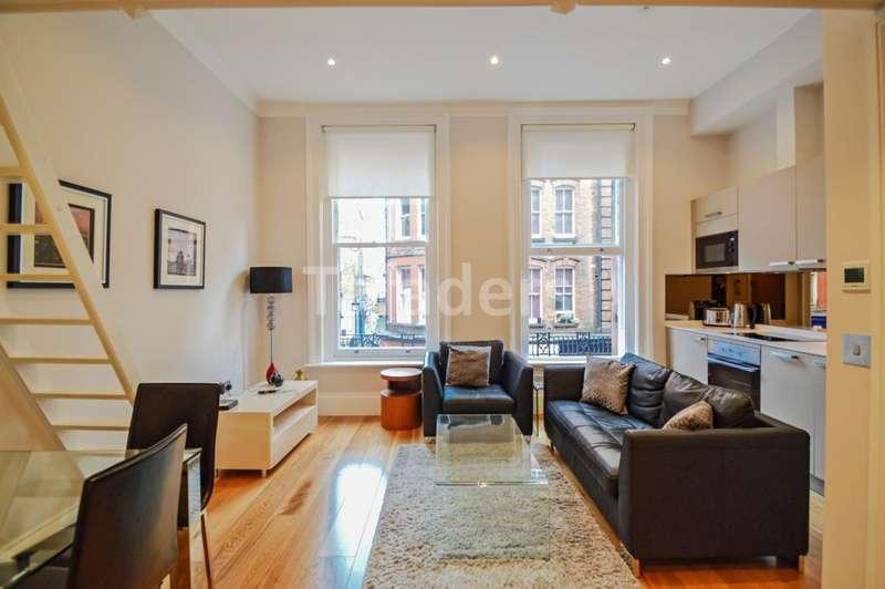 1 Bedroom Flat for sale in Rupert Street, Soho, W1D