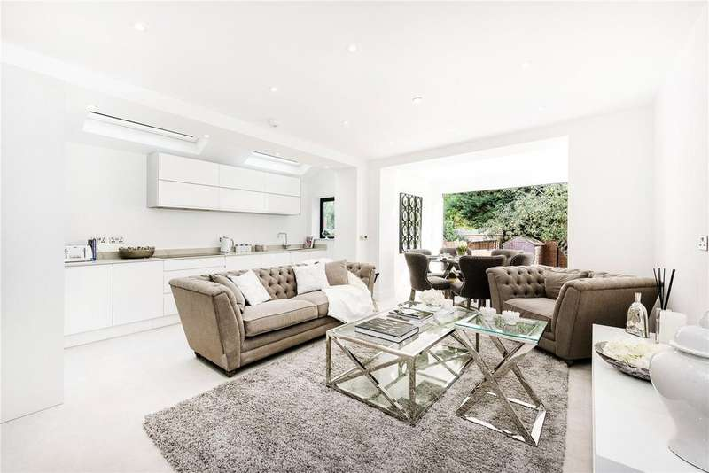 2 Bedrooms Apartment Flat for sale in Chevening Road, London, NW6