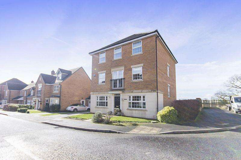 4 Bedrooms Detached House for sale in CRYSTAL CLOSE, MICKLEOVER