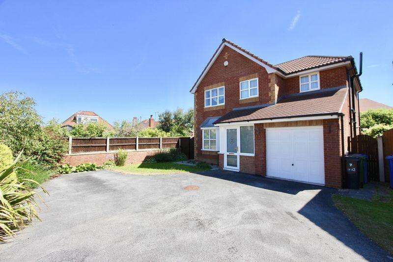 4 Bedrooms Detached House for sale in Rhodfa Cowlyd, Prestatyn
