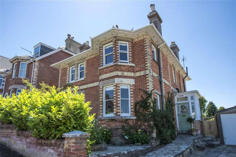 4 Bedrooms Detached House for sale in Swanage, Dorset
