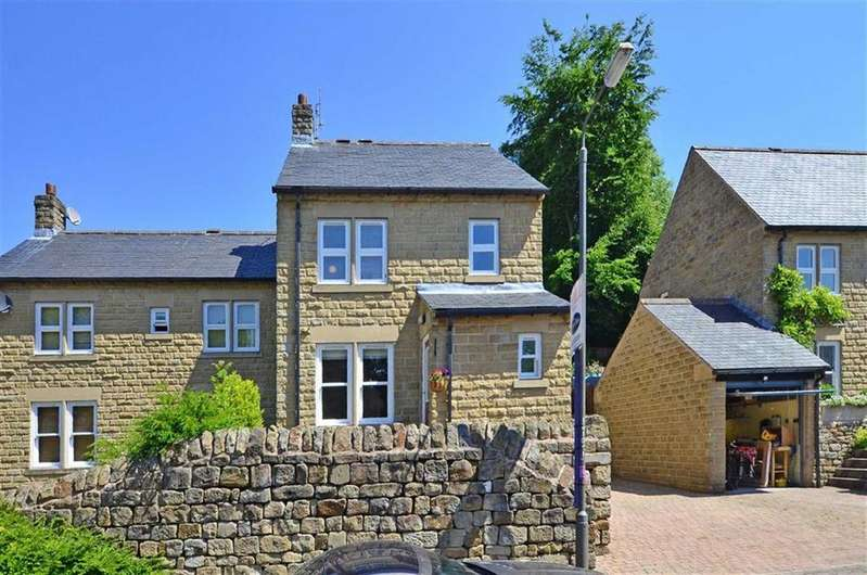 3 Bedrooms Semi Detached House for sale in 53, Fidlers Close, Bamford, Hope Valley, Derbyshire, S33