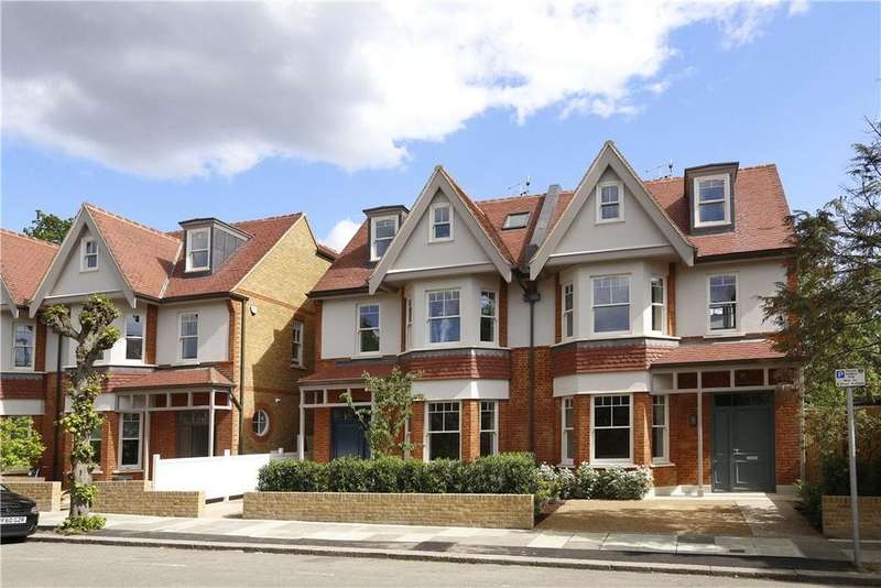 4 Bedrooms Semi Detached House for sale in Dunmore Road, Wimbledon, London, SW20