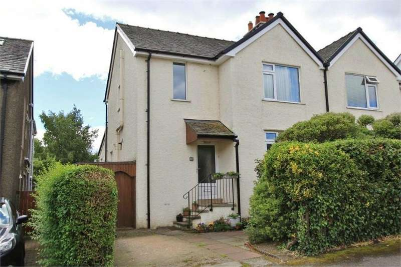 3 Bedrooms Semi Detached House for sale in 67 The Headlands, Keswick, Cumbria