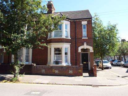 2 Bedrooms Maisonette Flat for sale in Stanley Street, Bedford, Bedfordhsire