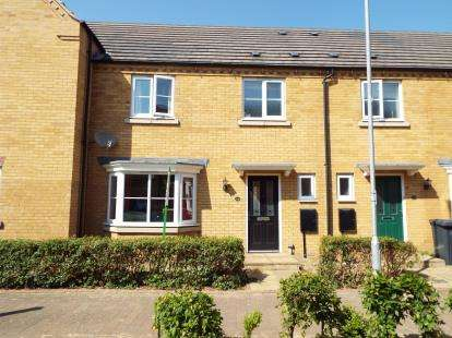 House for sale in Ashmead Road, Bedford, Bedfordshire, .