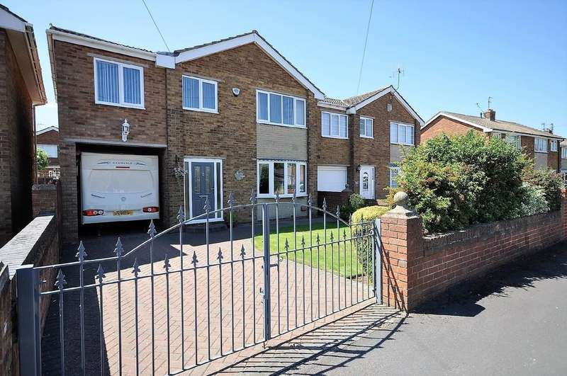 4 Bedrooms Detached House for sale in Walnut Road, Thorne, Doncaster