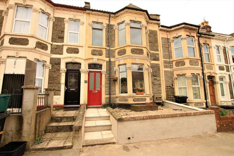 3 Bedrooms Terraced House for sale in Robertson Road, Easton , Bristol, BS5 6JT