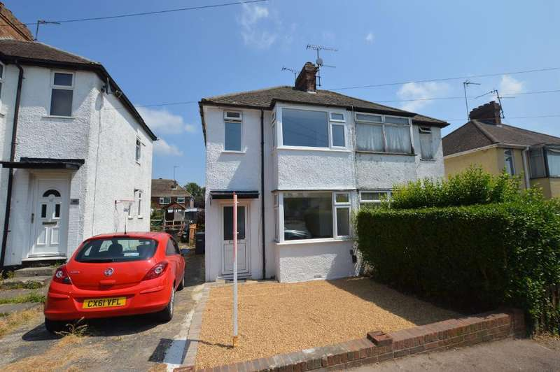 2 Bedrooms Semi Detached House for sale in Eighth Avenue, Luton, LU3 3DW