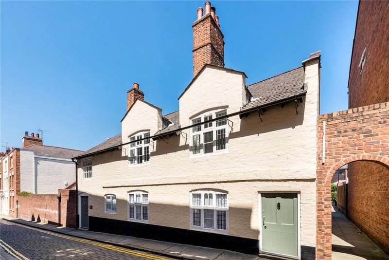 3 Bedrooms Detached House for sale in King Street, Chester, CH1